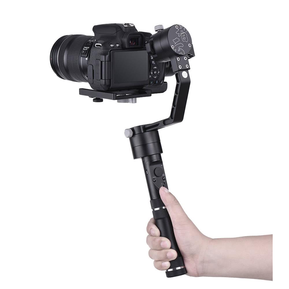 Zhiyun Crane Professional 3 Osie Stabilizator Rczny Gimbal Z1 Ver 20 Axis Stabilizer For Mirrorless Camera