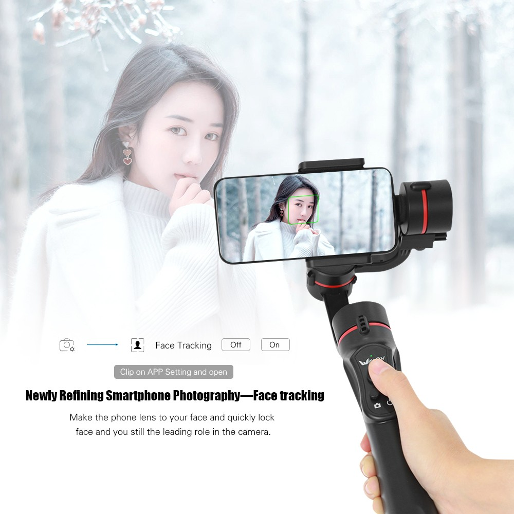 5025-OFF-Wewow-A5-3-Axis-Handheld-Mobile-PhoneStabilizerlimited-offer-247999