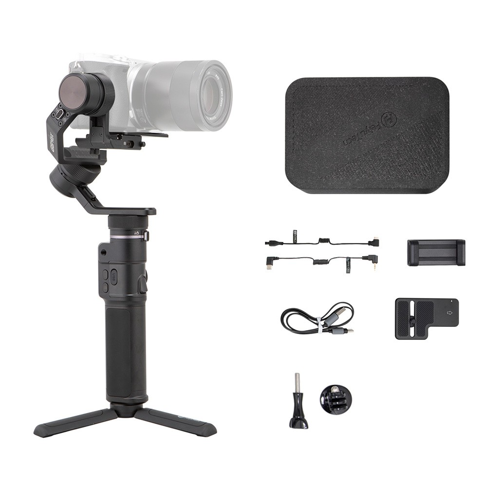 tomtop.com - 45% OFF FeiyuTech G6 Max 3-Axis Handheld Vlog Gimbal Stabilizer, Limited Offers $219.99