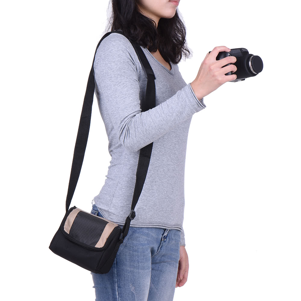 Polo Sharpshots Auto Focus Af 33mp 1080p 30fps Fhd 8x Zoomable Torch Messenger Bag Odate Abu Mouse Over To Zoom In