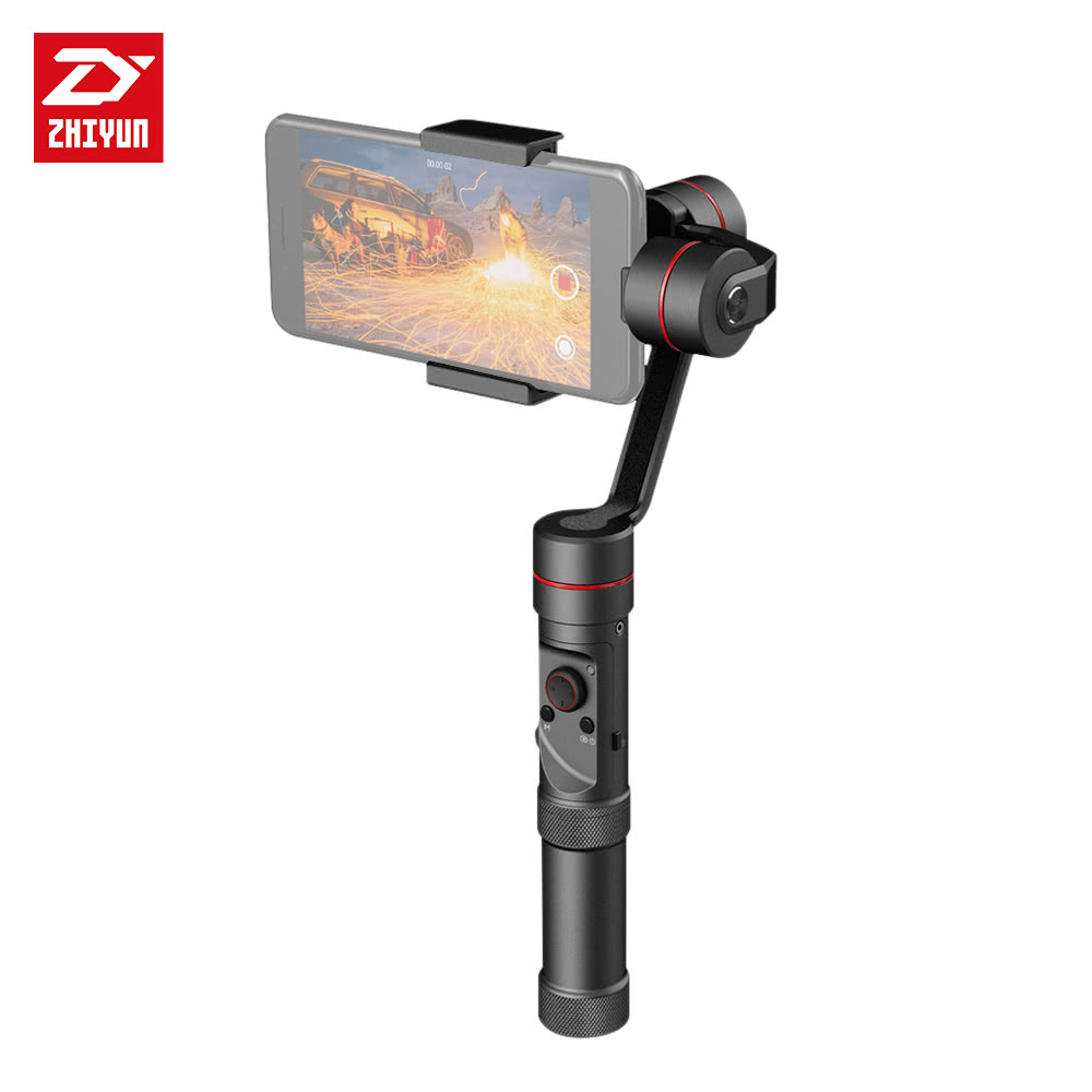 $20 OFF Zhiyun Smooth-3 3-Axis Handheld Gimbal,free shipping from CN Warehouse $159