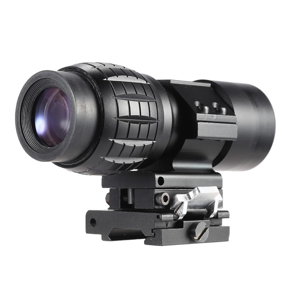 vector optics 3x magnifier review