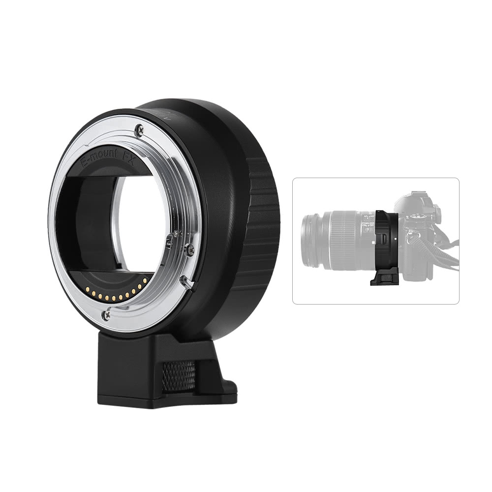 andoer ef nex iv haute vitesse lectrique lens mount adapter anneau af auto focus auto ouverture. Black Bedroom Furniture Sets. Home Design Ideas