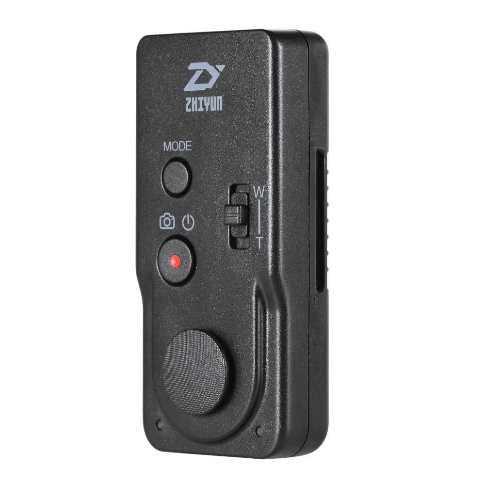 Zhiyun Zw B02 Wireless Remote Control For Rider M Crane Tripod Pole 3axis Smooth Q 3 2 Gimbal Stabilizer