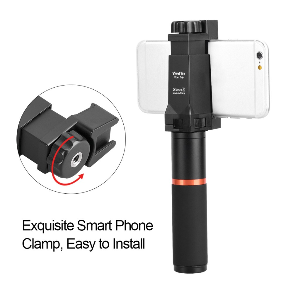 4125-OFF-ViewFlex-VF-H2-Smartphone-Video-Rig-Hand-Grip-Handle-Stabilizer-Kitlimited-offer-242399