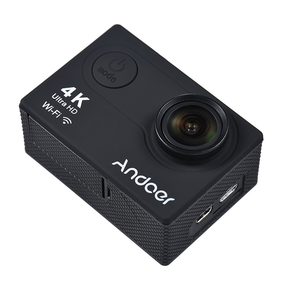 Tomtop - [US Clearance Sale] 60% OFF Andoer AN6000 V3 4K 30fps 16MP WiFi Action Sports Camera, $27.99 (Inclusive of VAT)