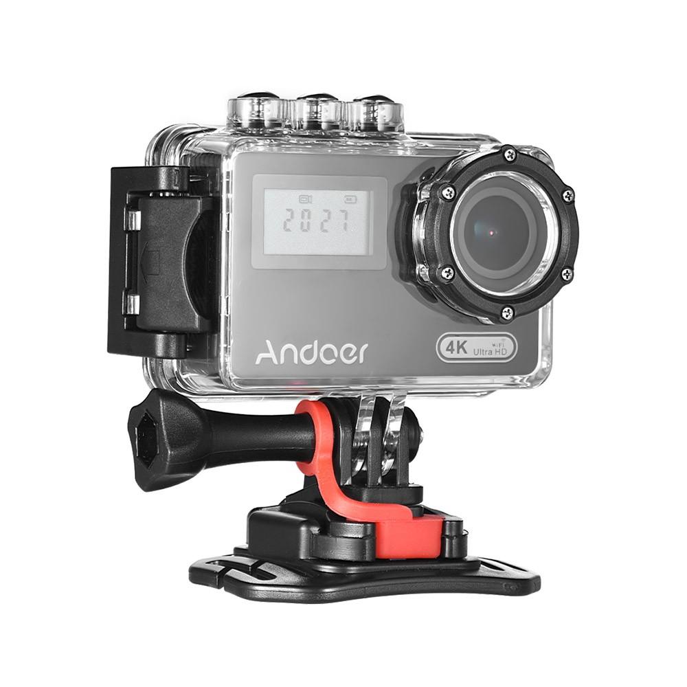 Andoer An300 4k Wifi 16mp Action Sport Kamera Schwarz Camera Sportcam Ultra Hd 16 Mp 1080p