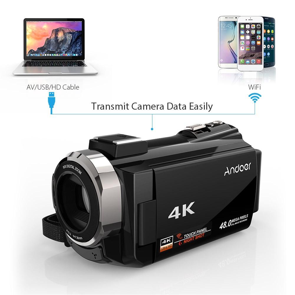 4825-OFF-Andoer-4K-1080P-48MP-WiFi-Digital-Video-Cameralimited-offer-2412999