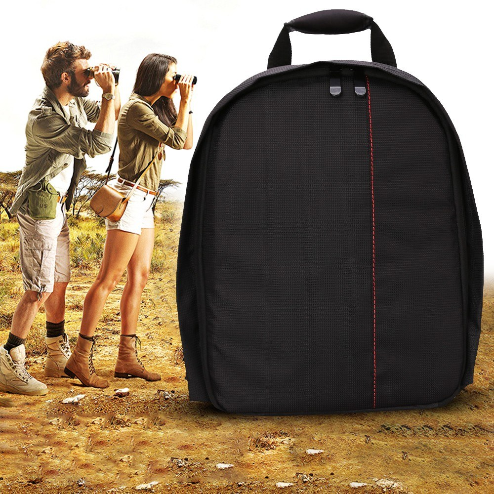 Camera Bag Waterproof DSLR Backpack