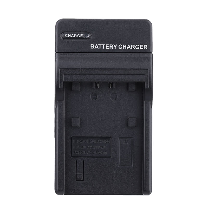 Battery Charger Ac Adapter For Sony Np Fh100 Fh30 Fh40