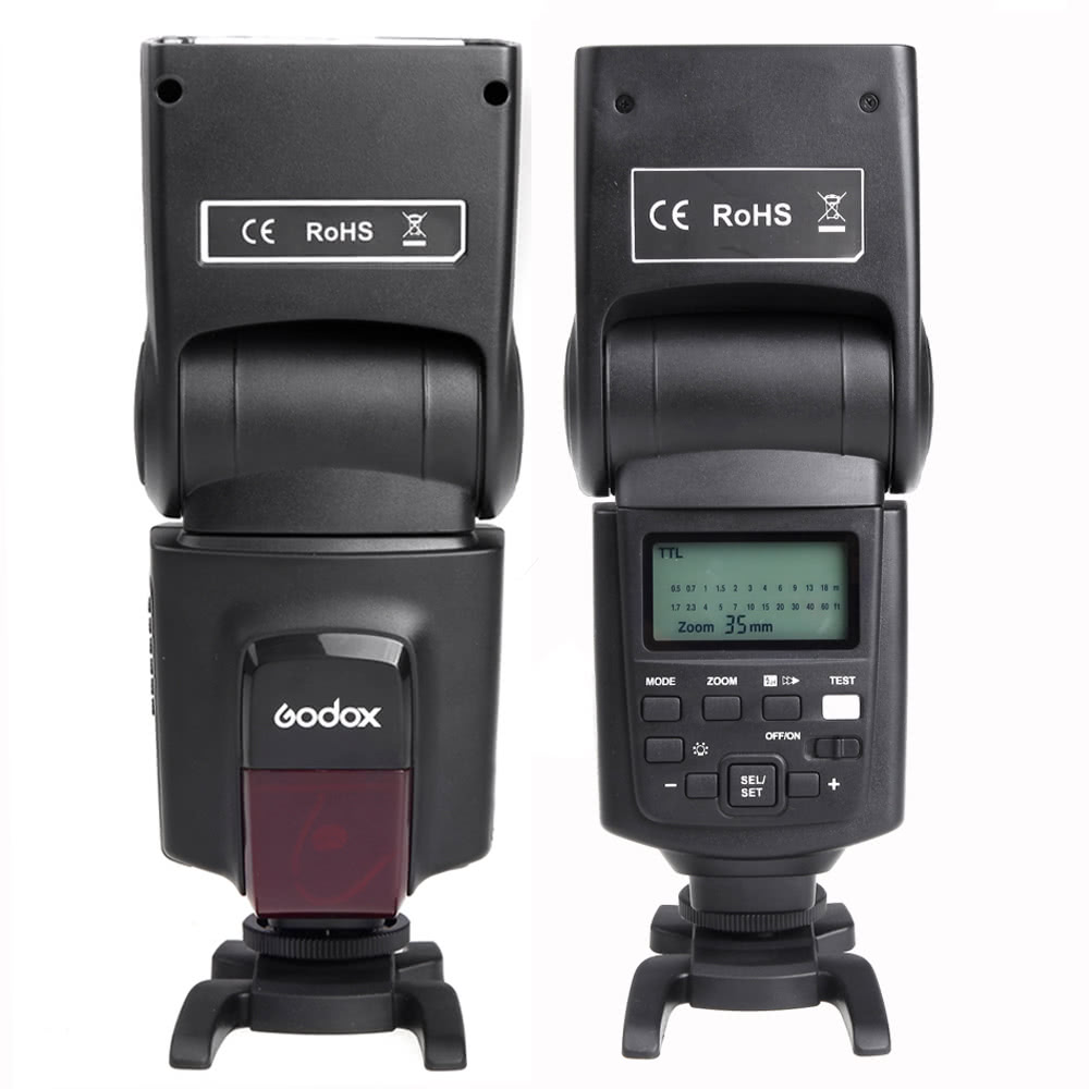 Godox tt680 e ttl ii flash speedlite lcd cran pour for Ecran appareil photo canon