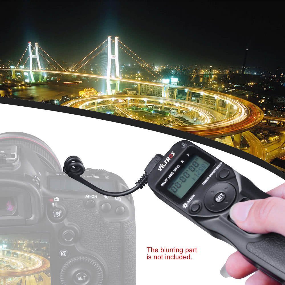 Intervalometer Nikon D5600