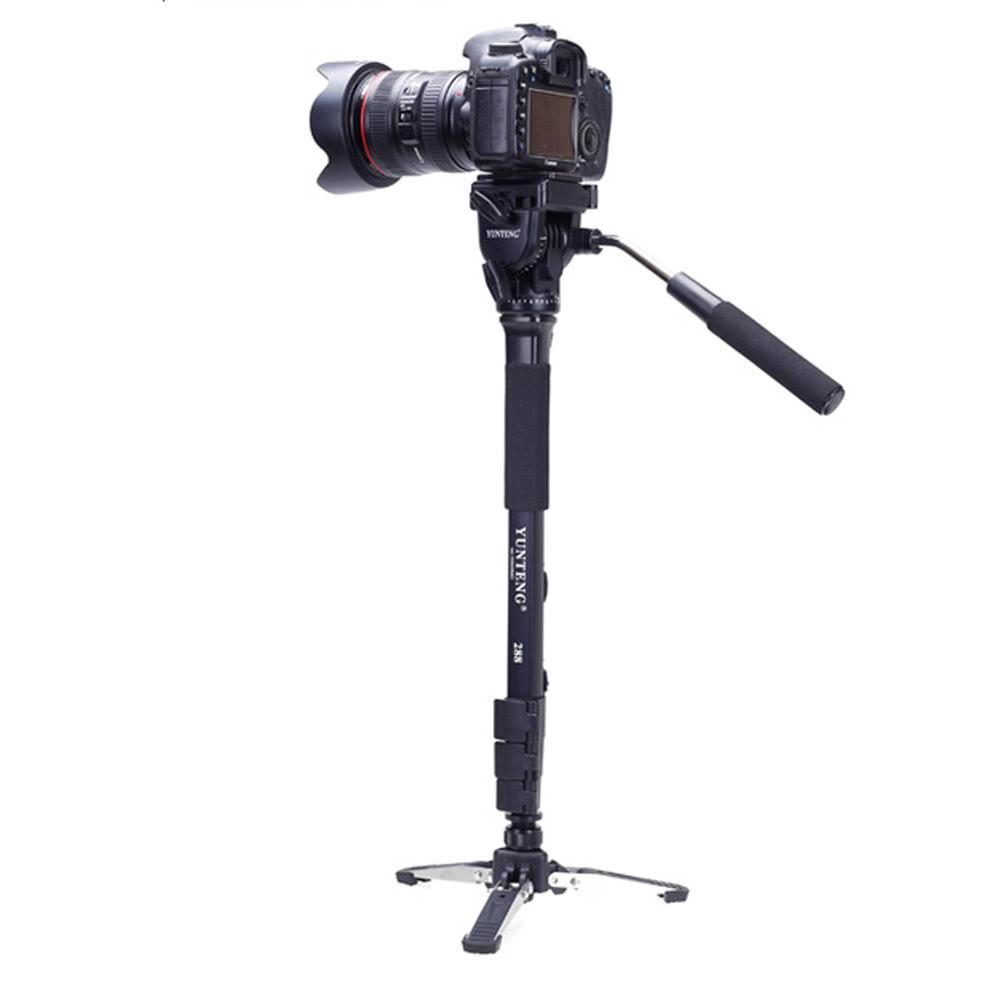 Best Yunteng VCT-288 Photography Tripod Monopod & Fluid ...