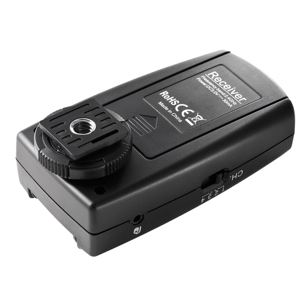 Viltrox 3in1 2.4GHz Wireless Flash Trigger FC-240 with C3 Cable for Canon 1D Series 5D 5DII 5DIII 7D 10D 20D D30 40D 50D Sales Online - Tomtop