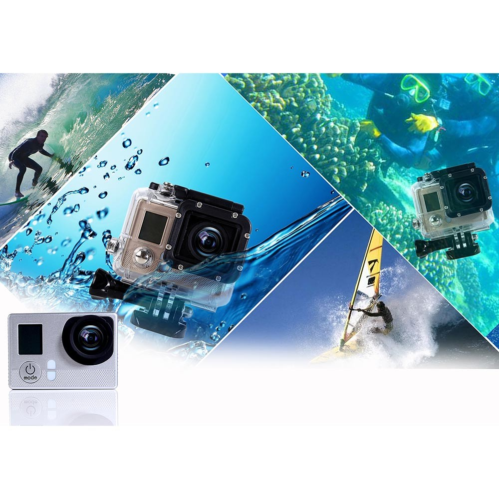 1080p Hd High Definition 120m Pixels Wi Fi Lcd Mini Sport Dv Sports Cam Action Camera H264 Full No Wifi Digital Video Extreme With 180 Wide Angle Lens App Sales
