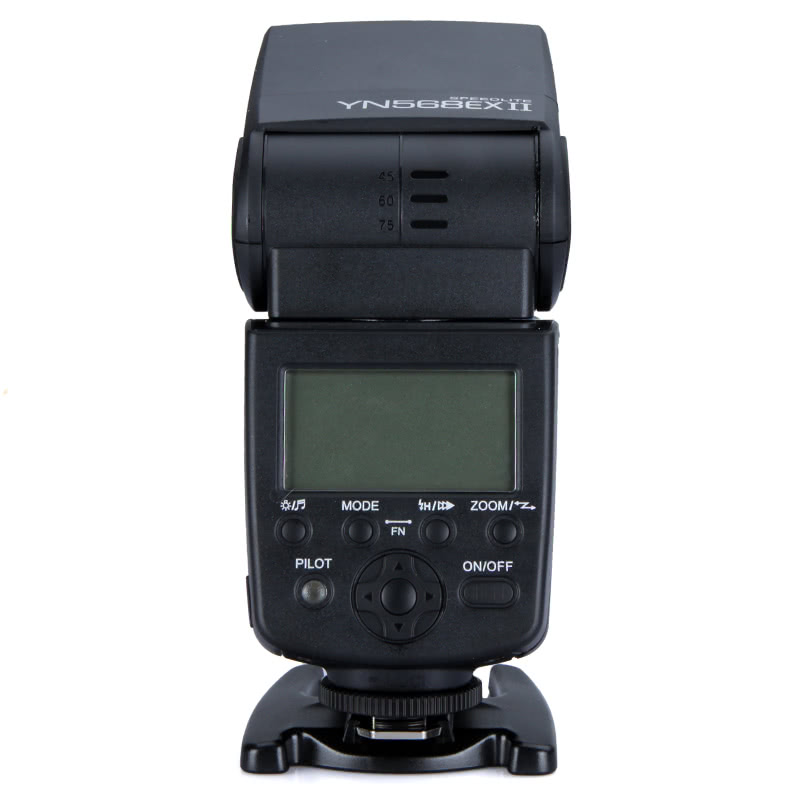 YONGNUO YN568EX II Master TTL Blitz Speedlite High Speed Synchronisation