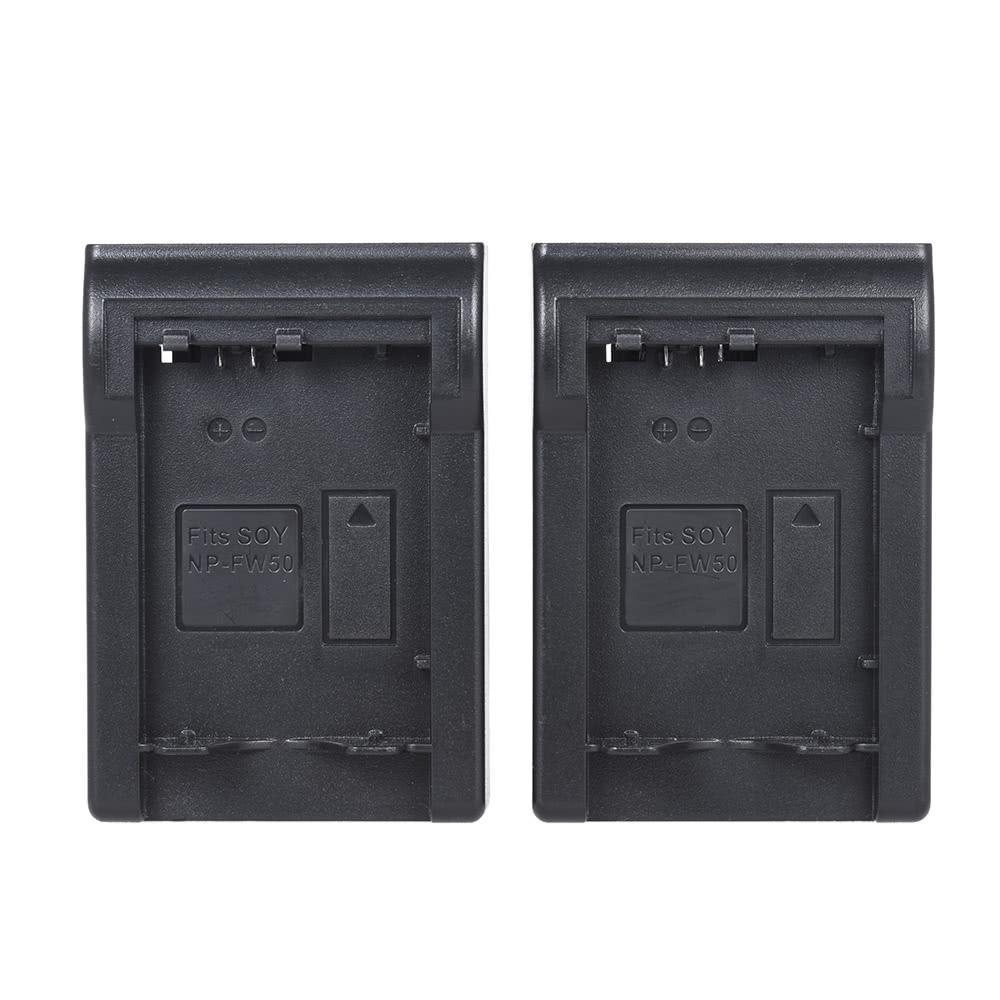 andoer np fw50 npfw50 chargeur de batterie pour appareil. Black Bedroom Furniture Sets. Home Design Ideas