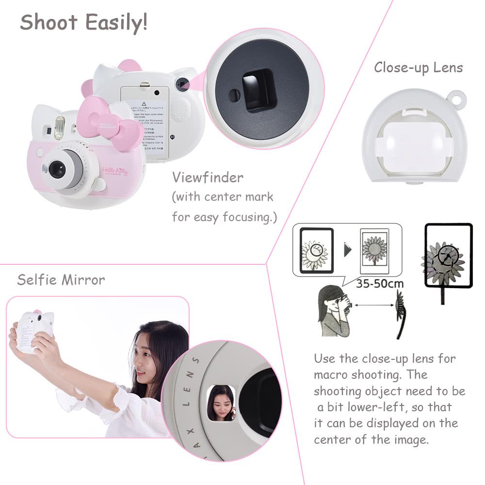 Harga Fujifilm Instax Mini Hello Kitty Kt Instant Camera S Tomtop Police 14544jsb 02 Merah Package