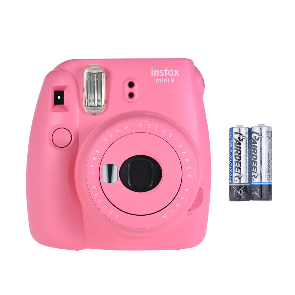 Adorable Fujifilm Instax Mini 9 Camera