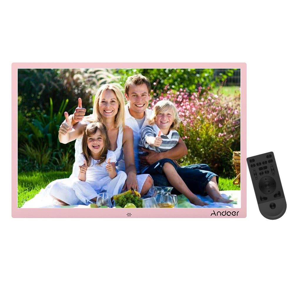 Beste Andoer 17inch LED Digitaler rosa us stecker Verkauf Online ...