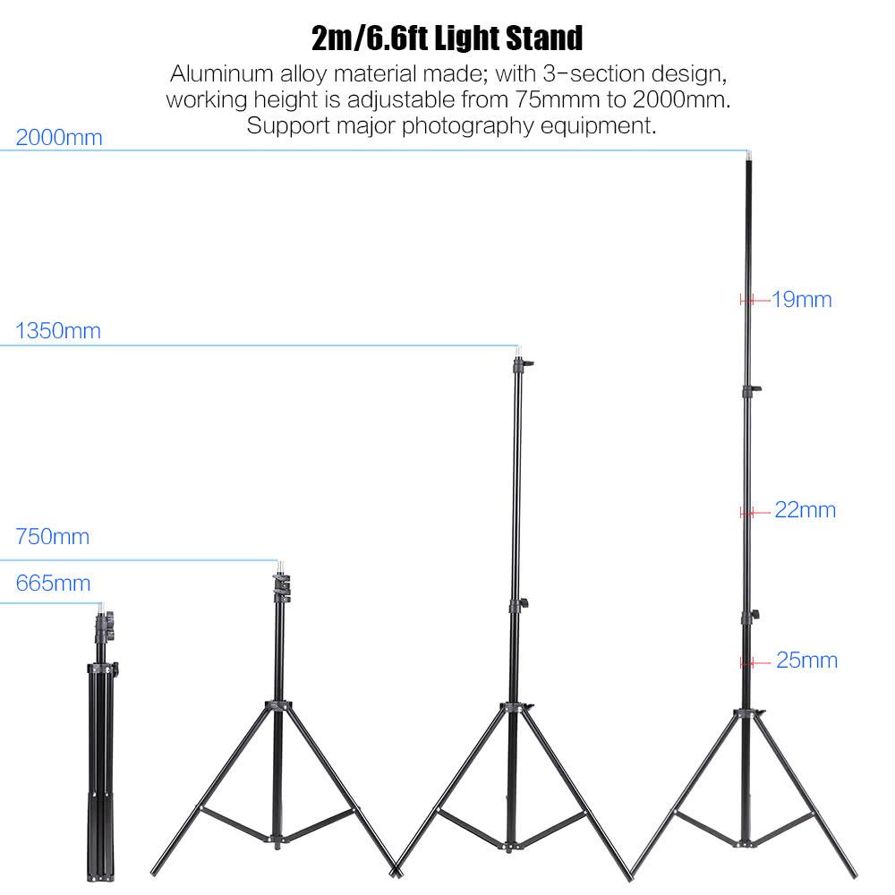 Andoer Photo Studio Lighting Kit Sales Online Eu Tomtop Diagram Photography