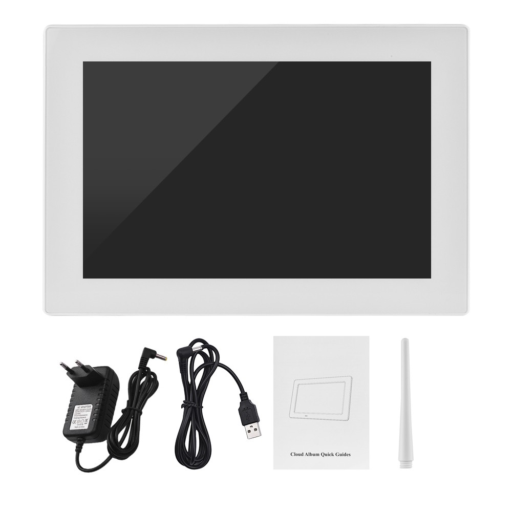10.2 Inch Touch Screen WiFi Cloud Digital Photo Frame Sales Online ...