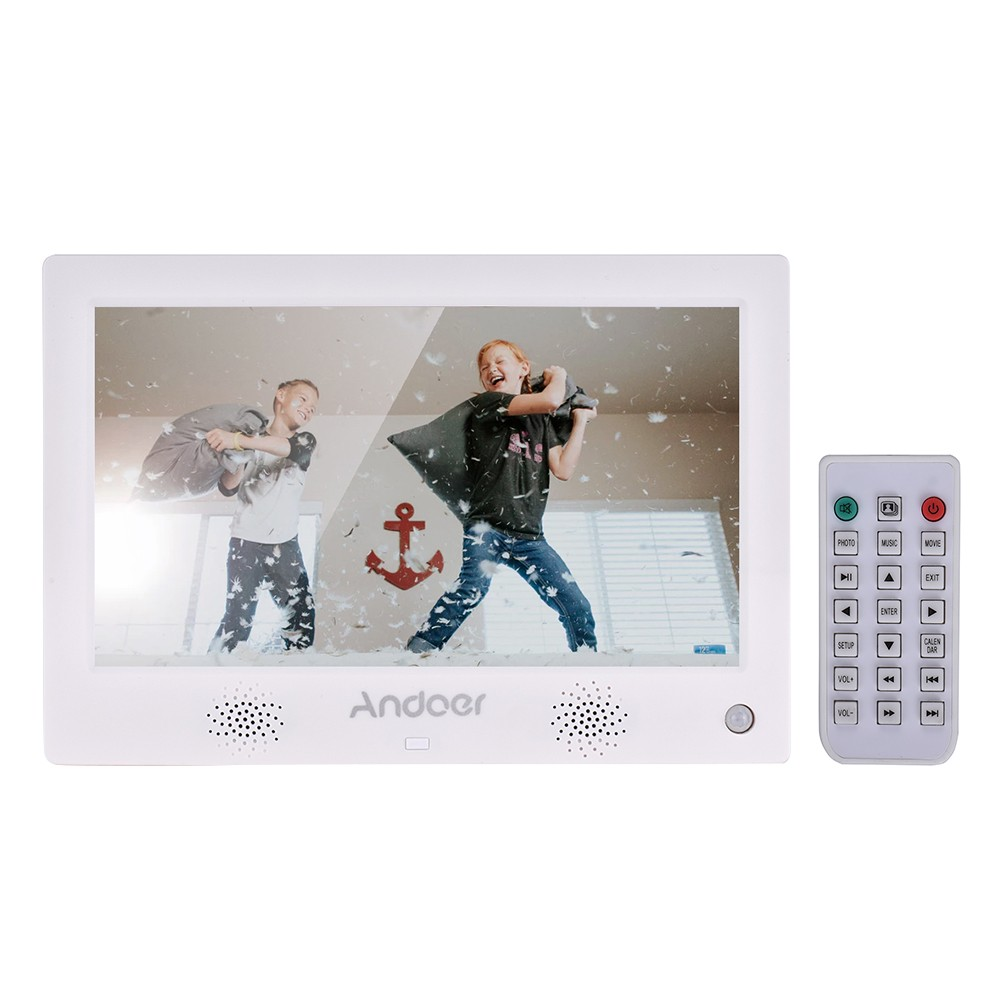 Andoer 10.1 Inch Digital Picture Photo Frame