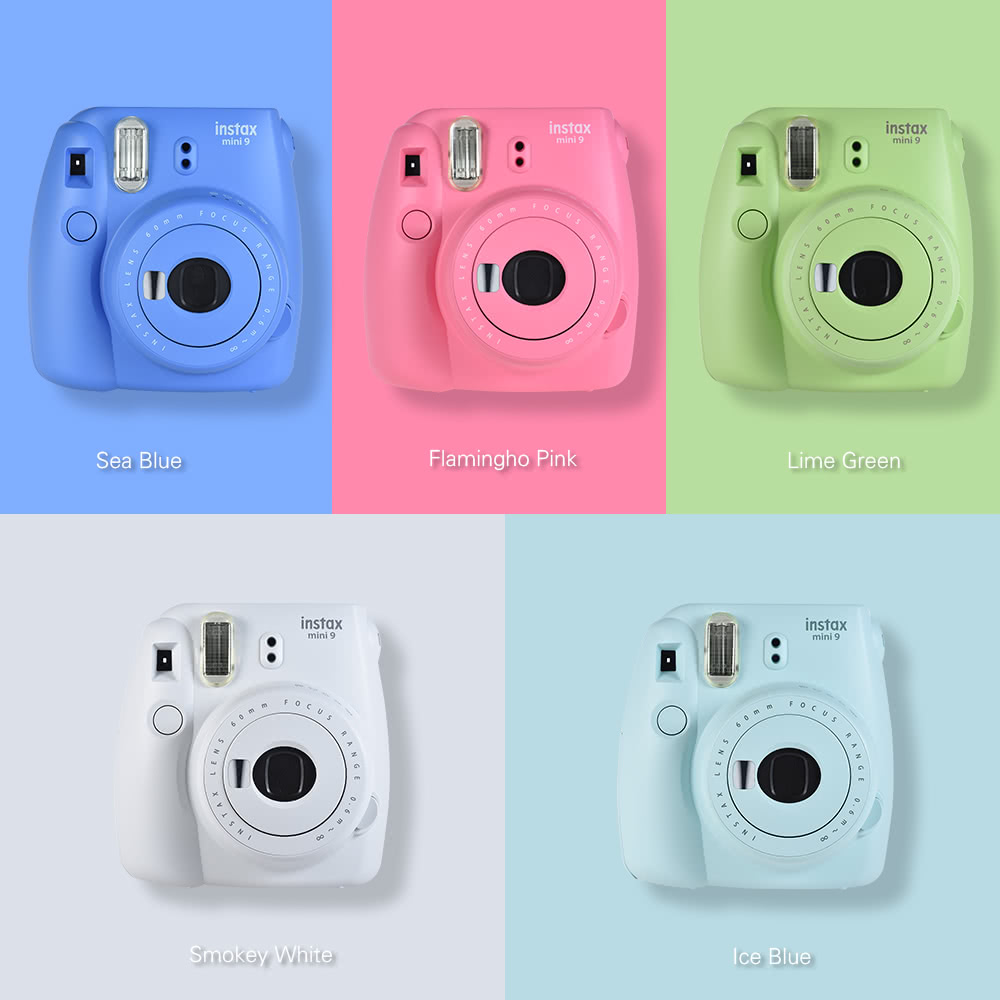 Image result for Fujifilm Instax Mini 9