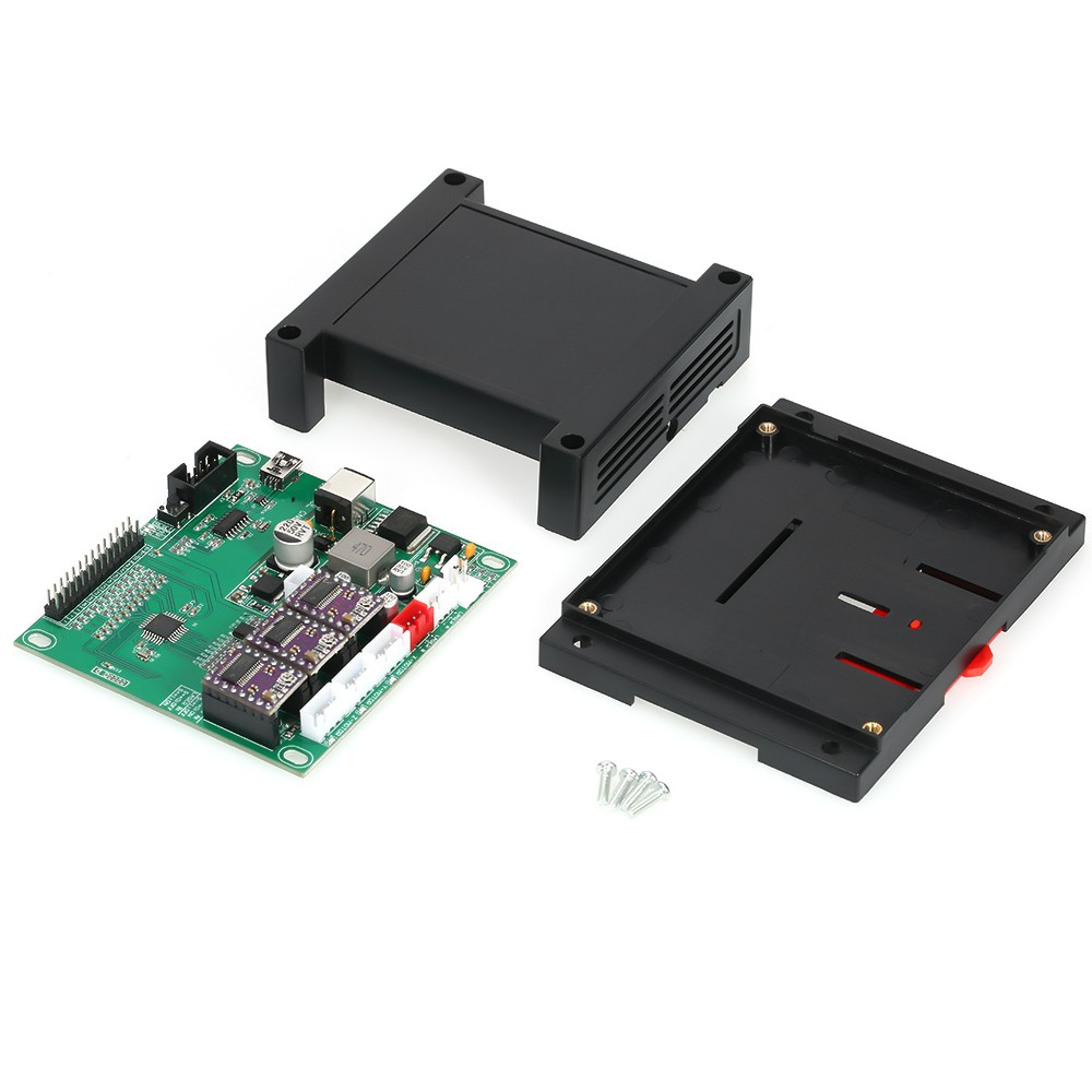 GRBL 3-axis CNC Control Board GRBL Engraving Machine Control Panel Sales  Online 1 - Tomtop