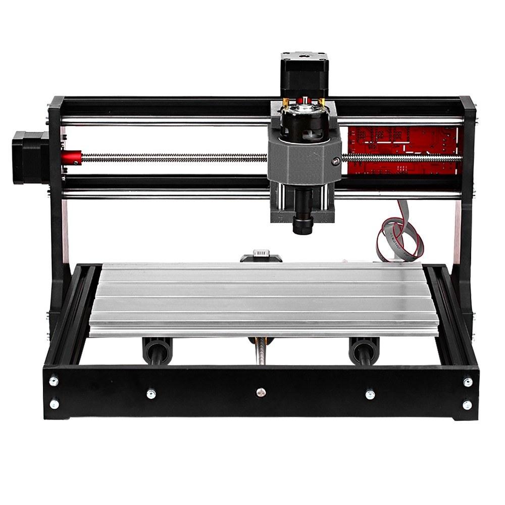 Tomtop - [EU Warehouse] 46% OFF Upgrade Version CNC 3018 Pro GRBL Control DIY Mini CNC Machine, Free Shipping $219.99