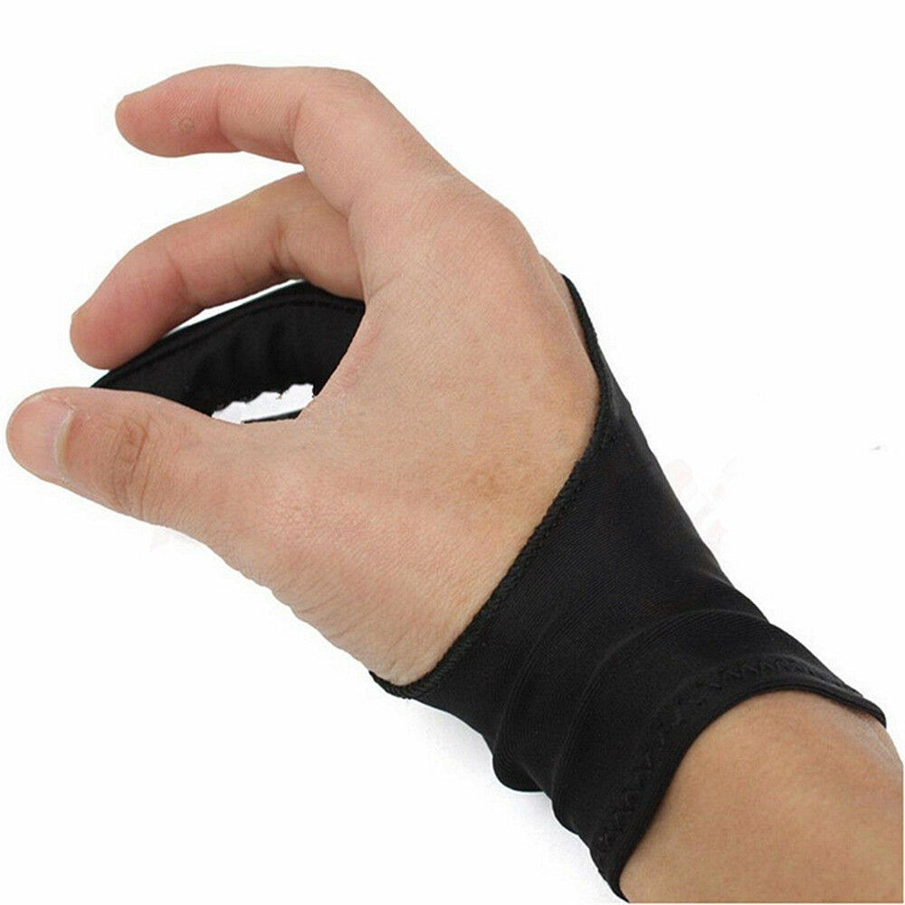 1pc Two Finger Anti-fouling Glove For Artist Drawing /& Pen Graphic Tablet Pad CN