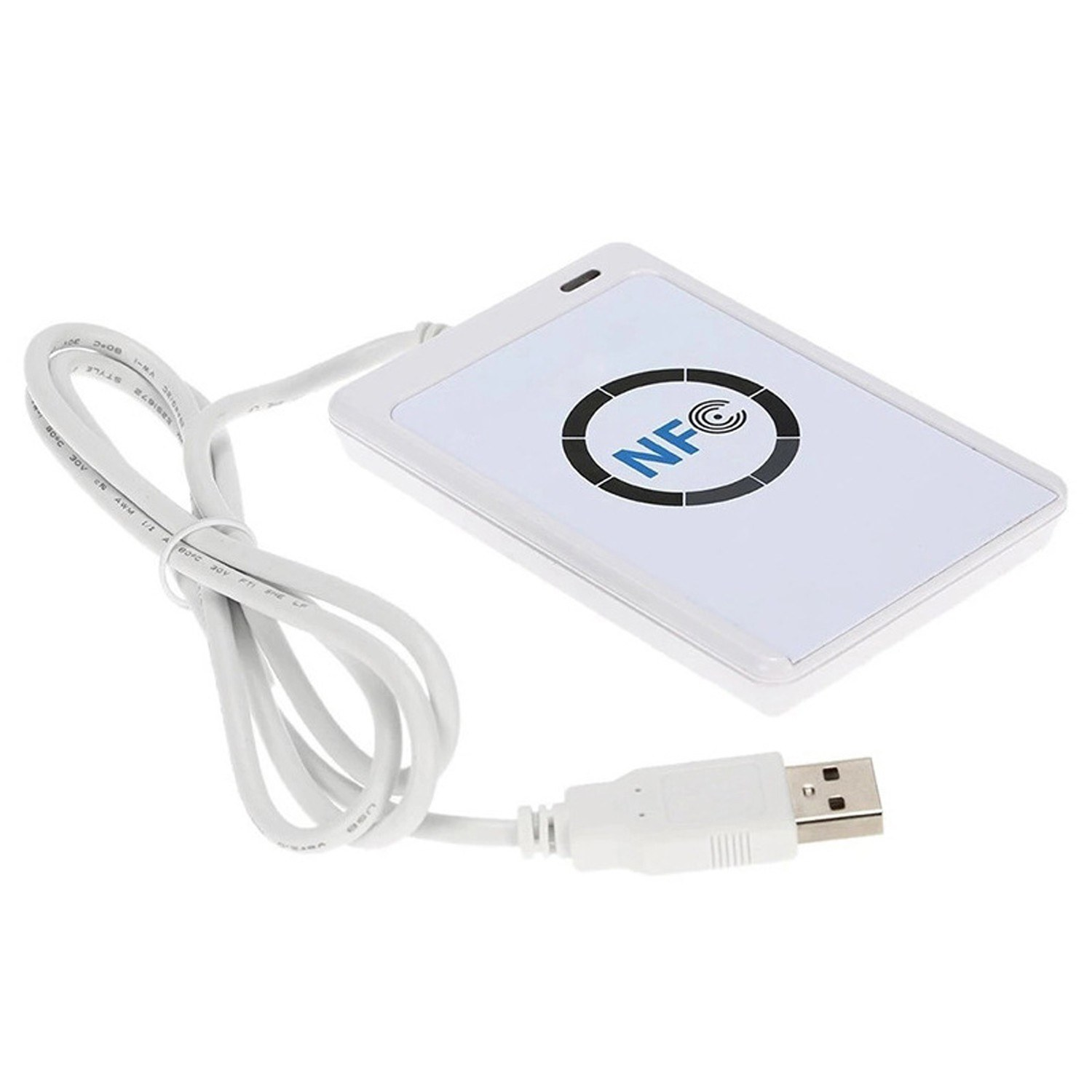 NFC RFID Intelligent Card Reader Writer Copier Duplicator Writable Clone Software USB S50 13.56MHz Contactless Read Write Device