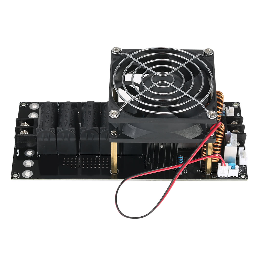 Dc12 40v 1000w 20a Zvs Induction Heating Board Module Heater Diy Kit Simple Circuit Hot Plate Cooker Coil Sales Online 1 Tomtop
