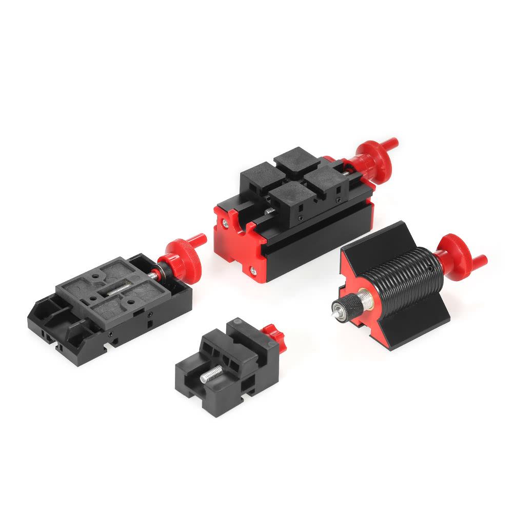 Mini DIY 6 en 1 multi-funcional transformador motorizado máquina de ...