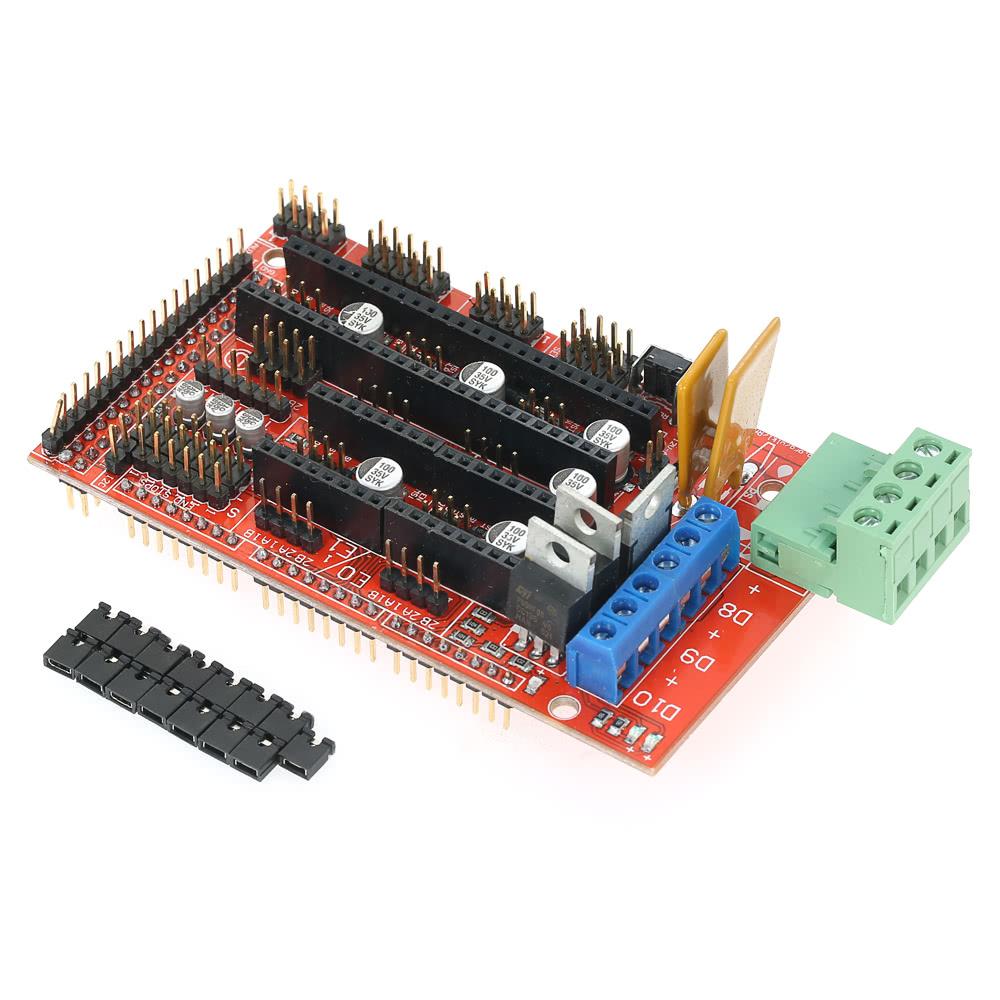 Buy 3D Printer Controller Driver Board RAMPS 1 4 Reprap Mendel Prusa