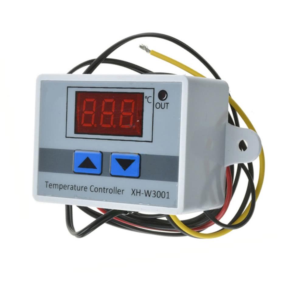 24V 12V 220V Temperatur Regler Thermostat wasserdichter Sensor Heiß Verkauf