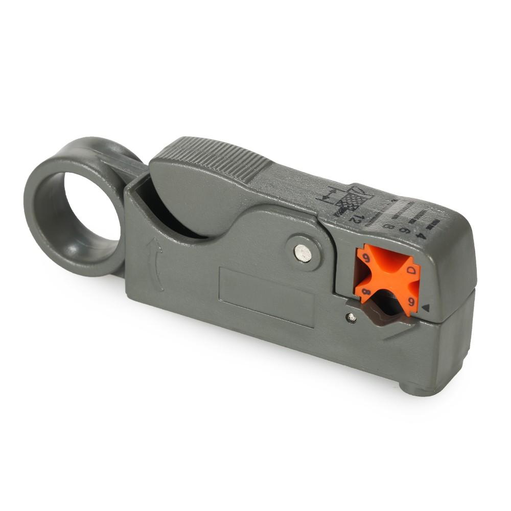 Multifunctional Coax Cable Crimper Coaxial Compression Crimping ...