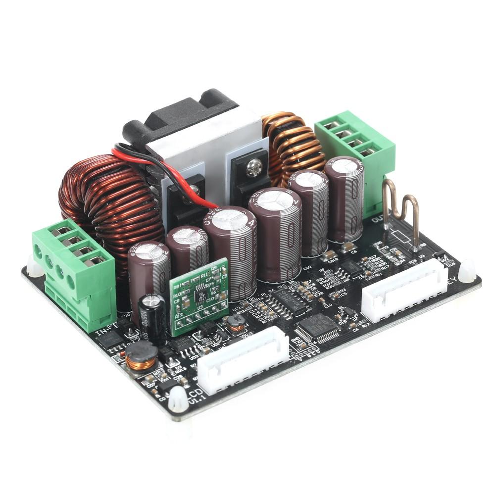 DPH5005 50V 5A Buck Boost Adjustable LCD Digital Regulated Supply Module L2KE
