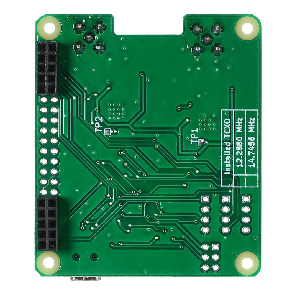 2018 Duplex MMDVM Hotspot Module Support P25 DMR YSF OLED Sales Online -  Tomtop