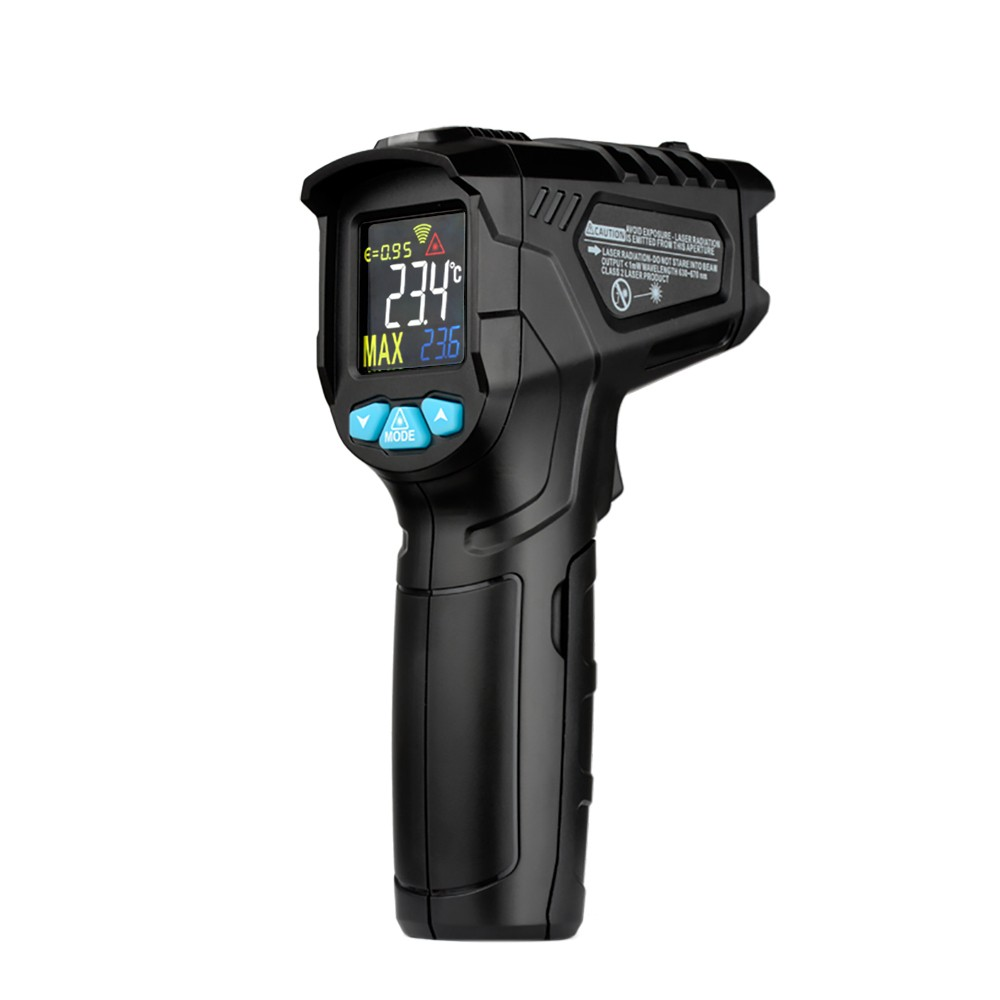 MESTEK IR01Cハンドヘルドデジタル温度計湿度計
