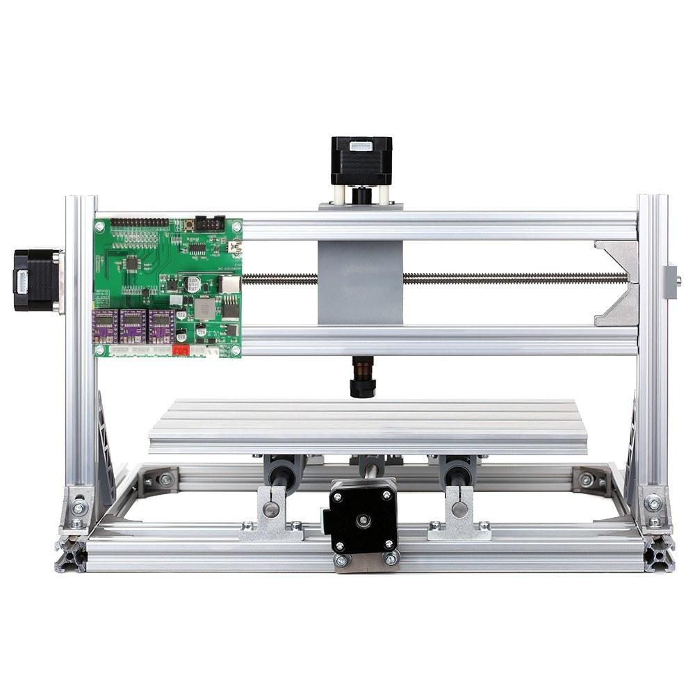 CNC3018 DIY Router Kit Graviermaschine GRBL Steuerung mit ER11 Spannzange 500mW