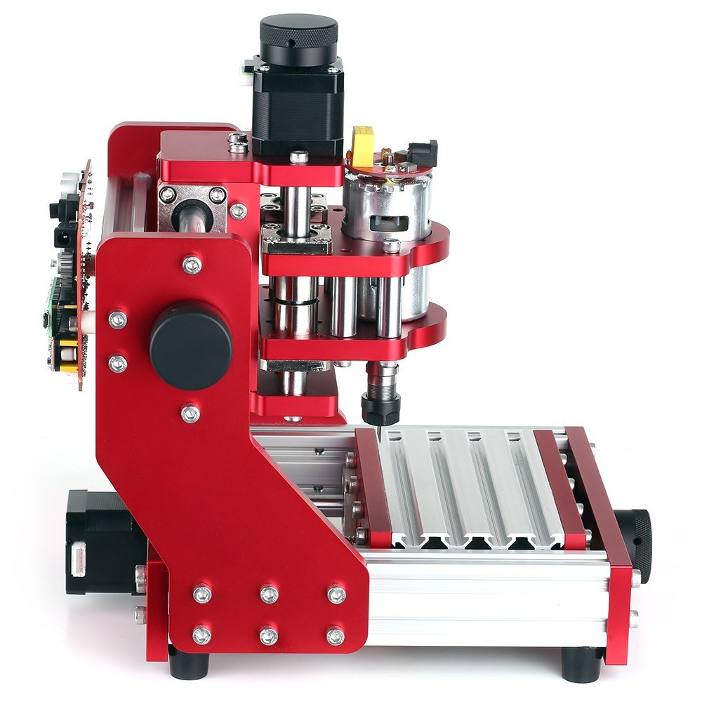 Mini CNC Router 1310 CNC Metal Engraving Milling Machine Kit PCB Wood  Milling Laser Machine Engraver with ER11 Collet Sales Online 01 - Tomtop