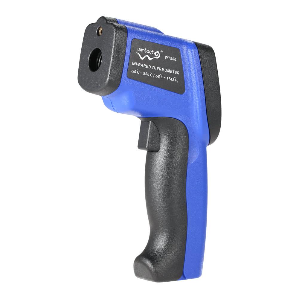 Handheld Non-Contact Digital LCD Laser IR Infrared Thermometer Temperature Tester Pyrometer Range -50u00b0C~950u00b0C