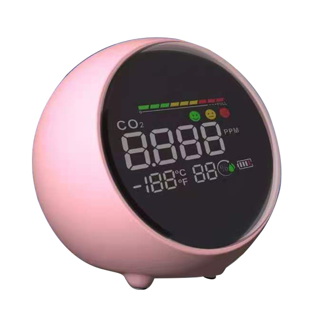tomtop.com - 40% OFF CO2 Detector LCD Display Screen, Free Shipping $58.99