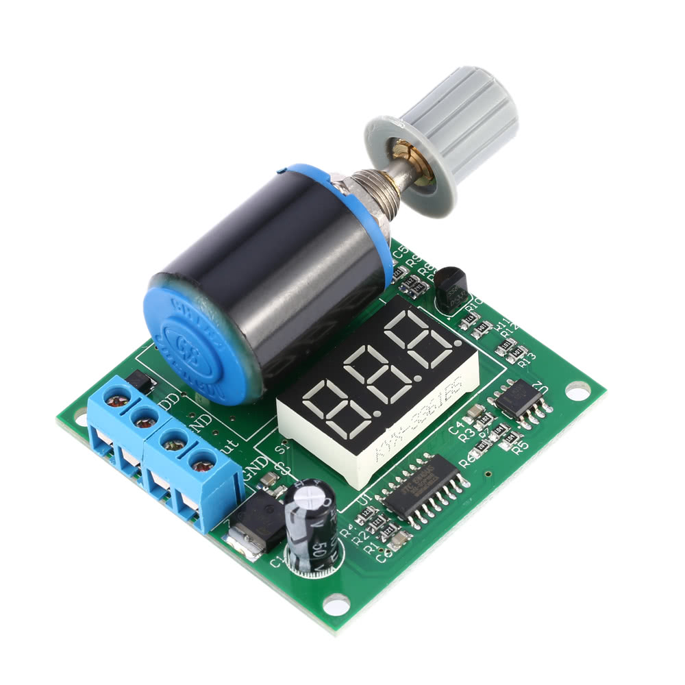 Digital Dc 12v 24v 4 20ma Current Signal Generator Module Board Semiconductors And Electronics In An Easy To Understand Precision 01ma Adjustable Sales Online Green Tomtop