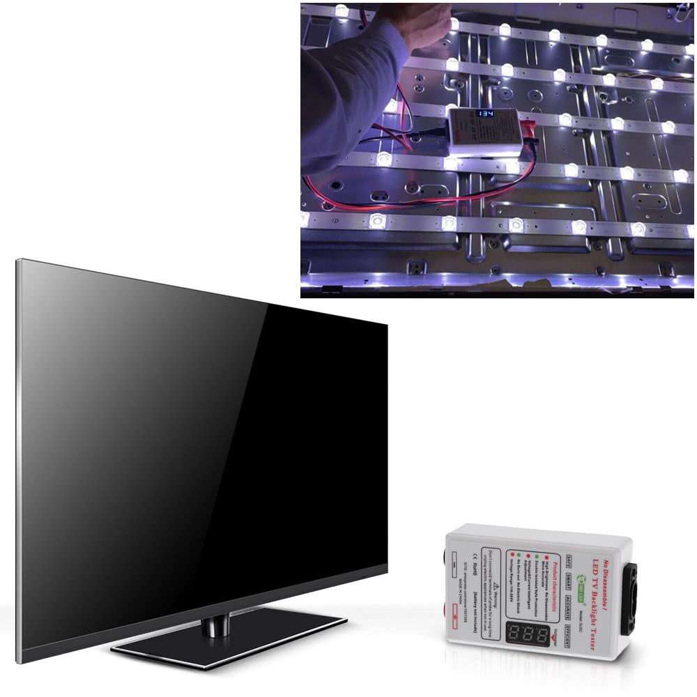 Portable Led Tv Backlight Tester Strip Light Lamp Bead Diode Testing Tool Ac110 265v Dc0 300v Sales Online Cold White Tomtop