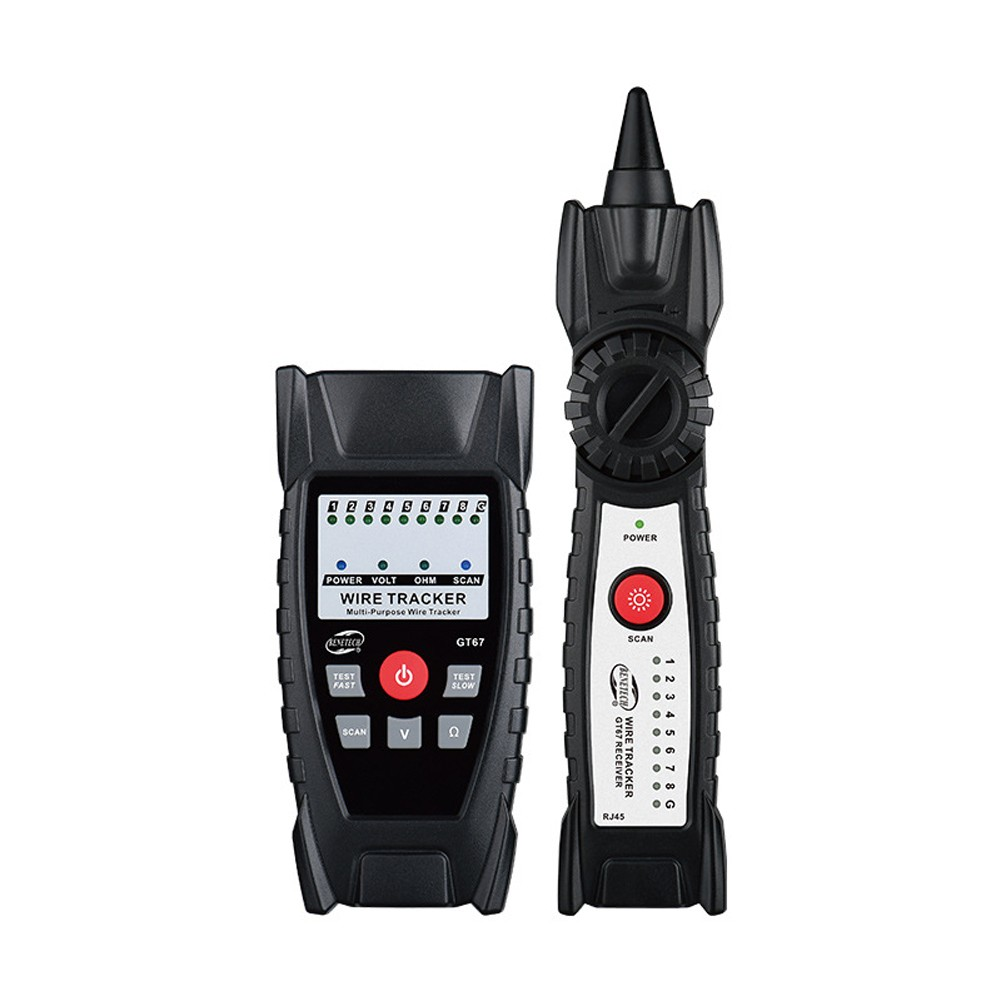 TomTop - 30% OFF GT67 Voltage Detector Anti-interference LAN Cable Tester, $35.99 (Inclusive of VAT)