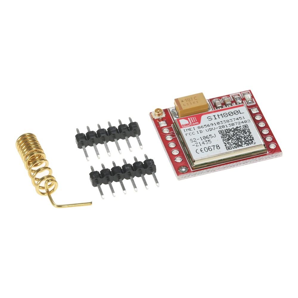Sim800l Reset Pin