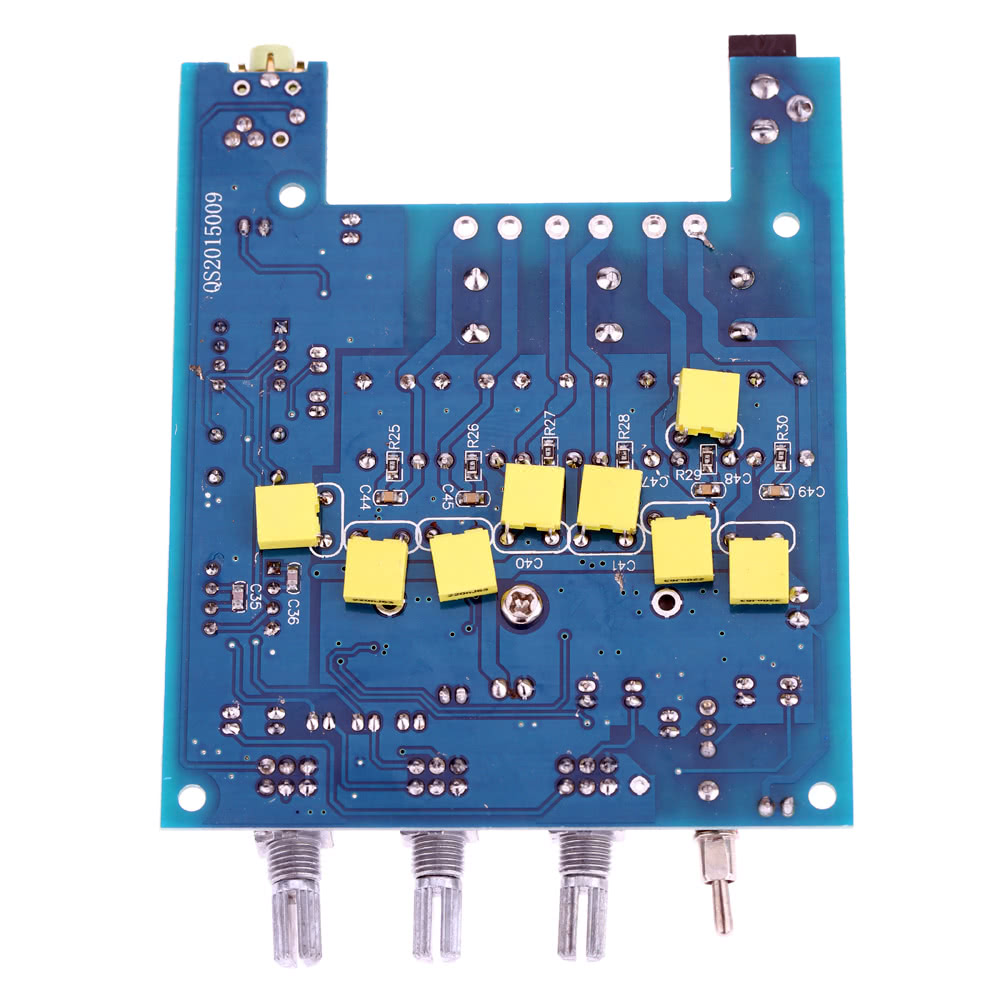 TPA3116 NE5532 50W*2+100W 2 1 Class D Digital Subwoofer Power Amplifier  Board DC18V-24V