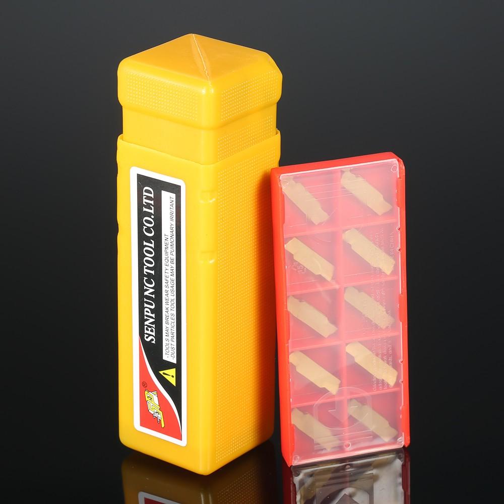 10 Teile / Schachtel MGMN300 Hartmetall Einsätze